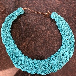 Charming Charlie's Turquoise Necklace 20in
